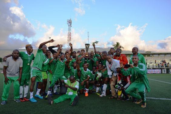 Tirage au sort des compétitions de la Caf : Volcan club va jouer en Namibie et l'As Miracle en Libye