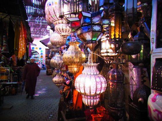 モロッコの街並み
