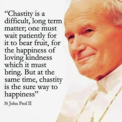 Treasures from St. John Paul II's Love & Responsibility