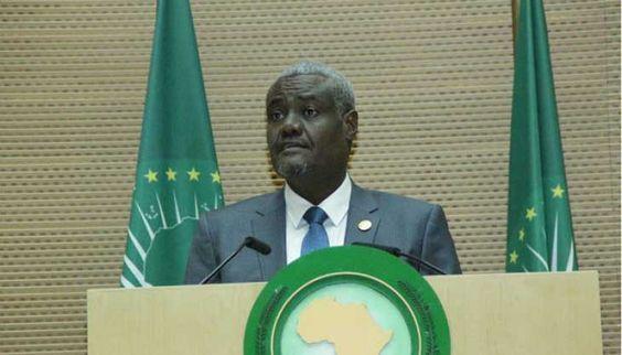 Déclaration du président de la commission de l'union africaine sur la situation aux Comores
