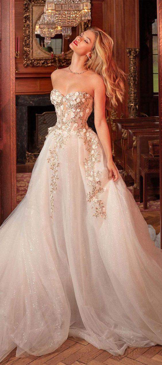 Galia Lahav Wedding Dresses – Queen of Hearts Bridal Collection