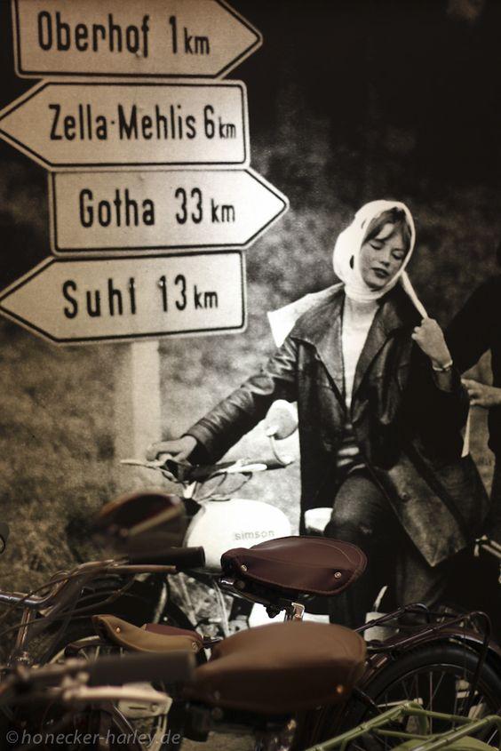 Benzin und Eisen - Klassische Motorräder