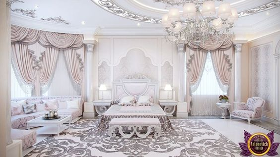 Luxury bedroom designs of Katrina Antonovich, Katrina Antonovich