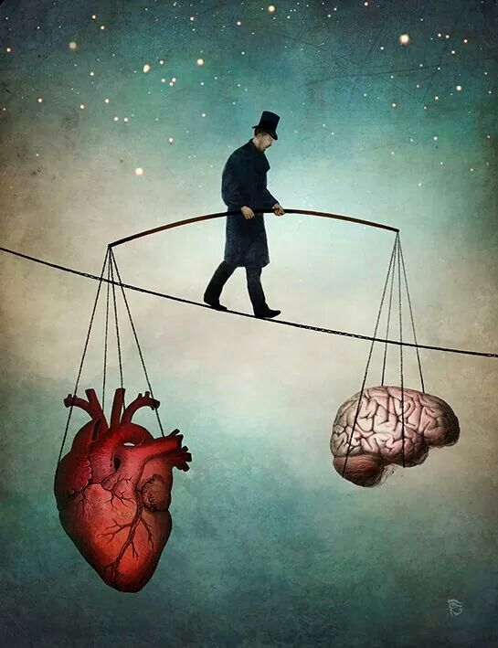"""The Balance "" by Christian Schloe"