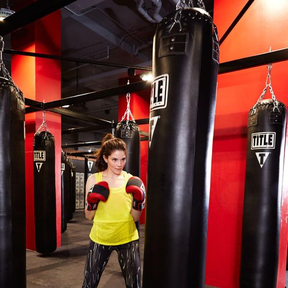 "Pummeling a punching bag is the ultimate stress reliever for Caroline McDavid-Seidner, 25. But she didn't always have such healthy coping strategies. As a child, she battled depression and was an emotional eater, snacking on whatever she wanted. ""The more weight I gained, the less confidence I had and the more I ate,"" she says. ""It was a vicious cycle."" By the time she was a senior in high school, 5-foot-3-inch Caroline weighed 235 pounds. ""I just gave up and figured that was how I was desti..."