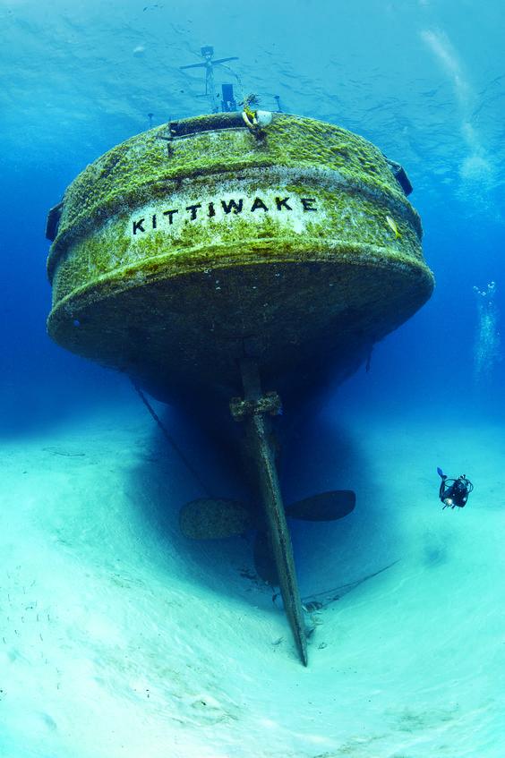 Kittiwake (épave Grand Cayman)