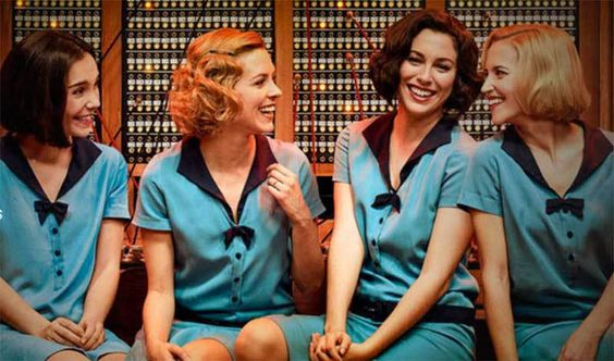 Cable Girls (Las Chicas del Cable) season 2