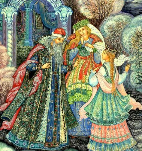 Snow Maiden Smirnova