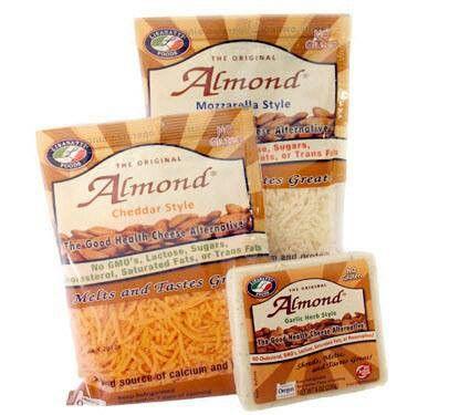 Lisanatti family brand (lactose free cheese)
