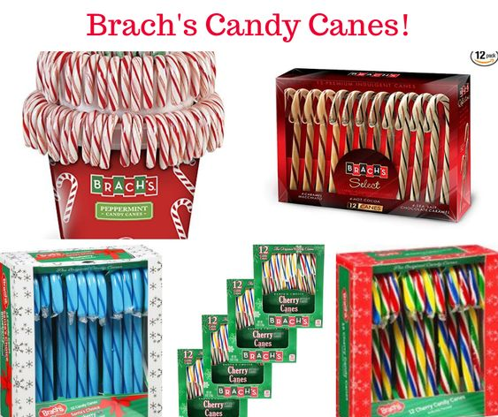 Brachs Candy Canes