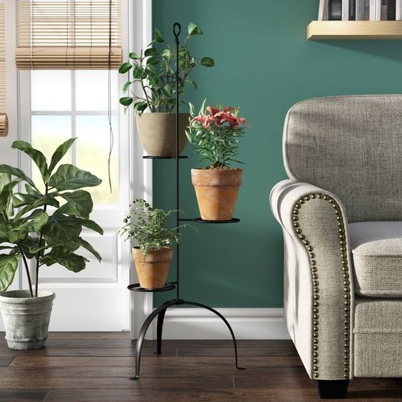 You'll love the Trembley Etagere Plant Stand Holder at Wayfair - Great Deals on all Furniture products with Free Shipping on most stuff, even the big stuff.