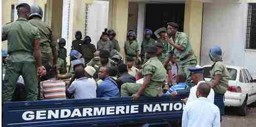 L'armée à Ikoni, plusieurs blessés dont un homme entre la vie et la mort