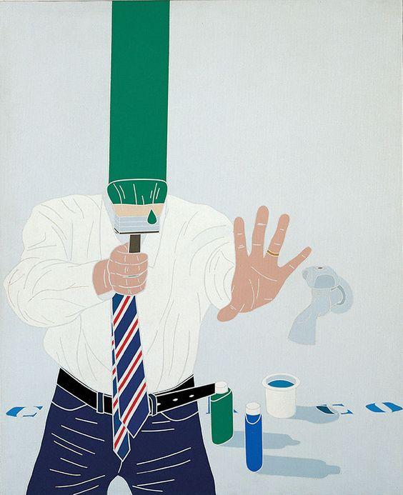 Emilio Tadini, Color e Co. n. 5, 1969 - Italia Meravigliosa