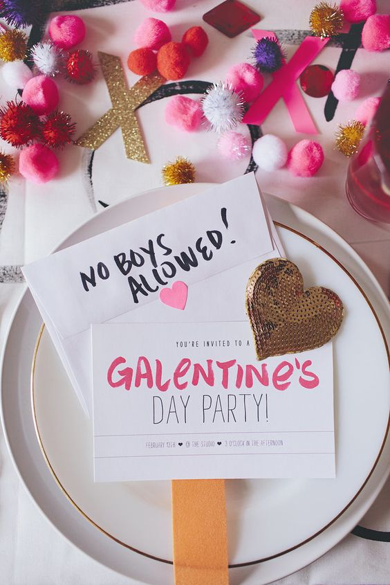 Galentine's Day Party Ideas | POPSUGAR Love & Sex