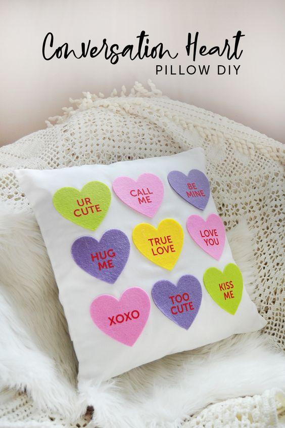 DIY gifts valentines