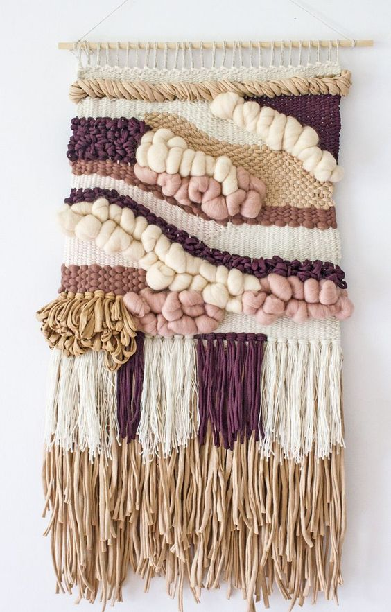 Large woven tapestry wall hanging - 20% OFF | Woven wall weaving | Weaving wall ... #hanging #large #tapestry #weaving #woven