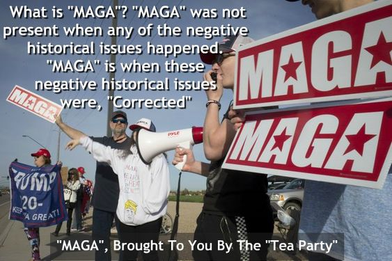 """New Article Coming Soon. MAGA """"Make American Great Again"""" Defined Here"""
