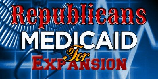 Article Coming Soon: Medicaid Expansion, Republicans Need To Own It As Their Healthcare Plan For Low Income U.S. Citizens