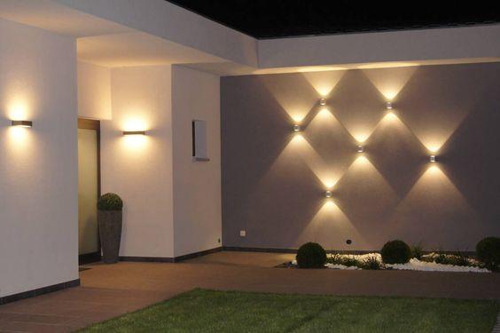 Luminaires extérieurs modernes et originaux pour le jardin et la terrasse