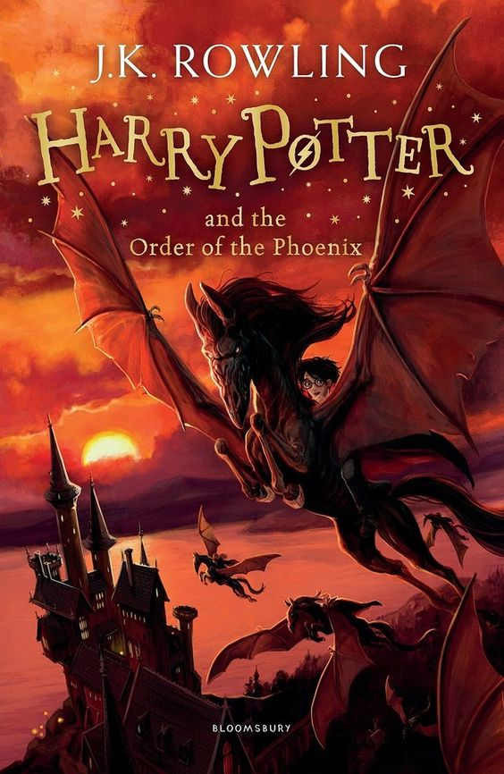 "Harry Potter and the Order of the Phoenix: | 7 New Must-See ""Harry Potter"" Covers"