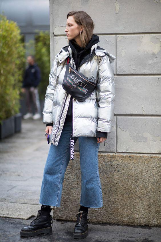 Look de invierno casual.