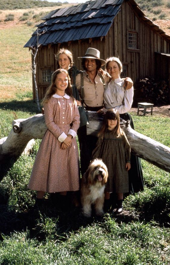Little House on the Prairie. Good afternoon viewing in the 70's.....usually had us all in tears.