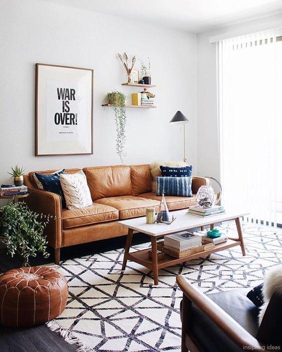 Sofa da thật tphcm - siêu phẩm dành cho phòng khách