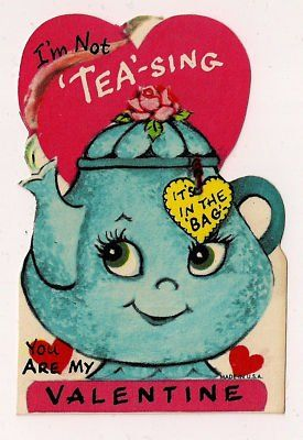 Valentine's Day and Tea