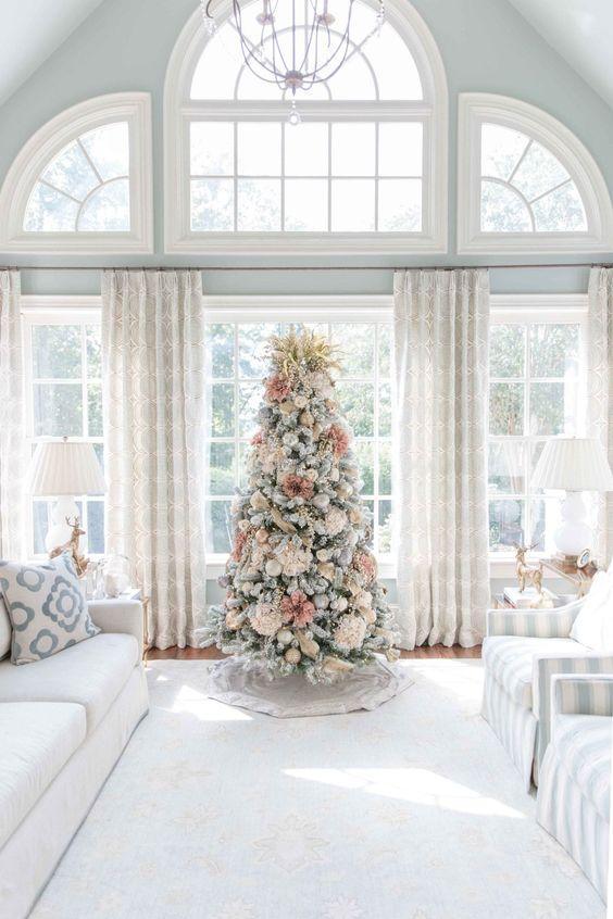 Ultimate Christmas Tree Inspiration Studio 52 Interiors