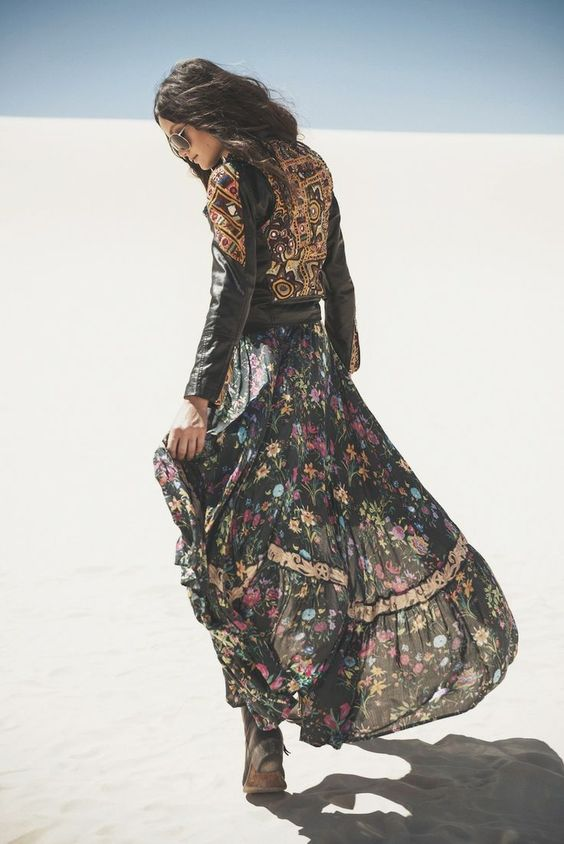 Gypsy Hues - Spell & The Gypsy Collective Fall '14
