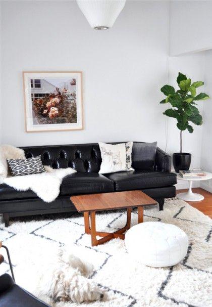 Chọn sofa phù hợp không gian sống dù mua sofa da thật ở đâu