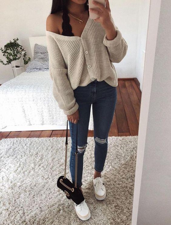 Beiger Pullover #beiger #pullover
