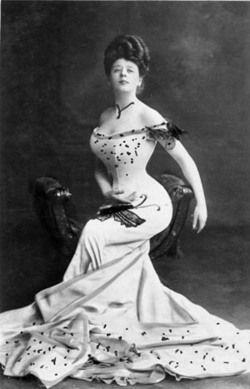 Camille Clifford, The Gibson Girl