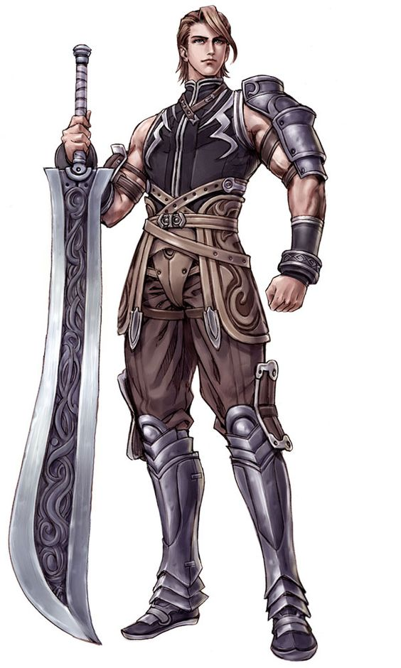 Falx from Valkyrie Profile 2: Silmeria