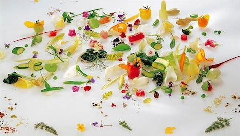 The 10 Dishes That Made My Career: Dominique Crenn of Atelier Crenn