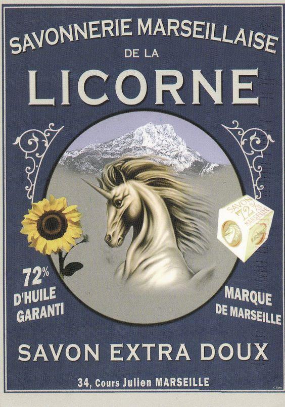 Savonnerie La Licorne