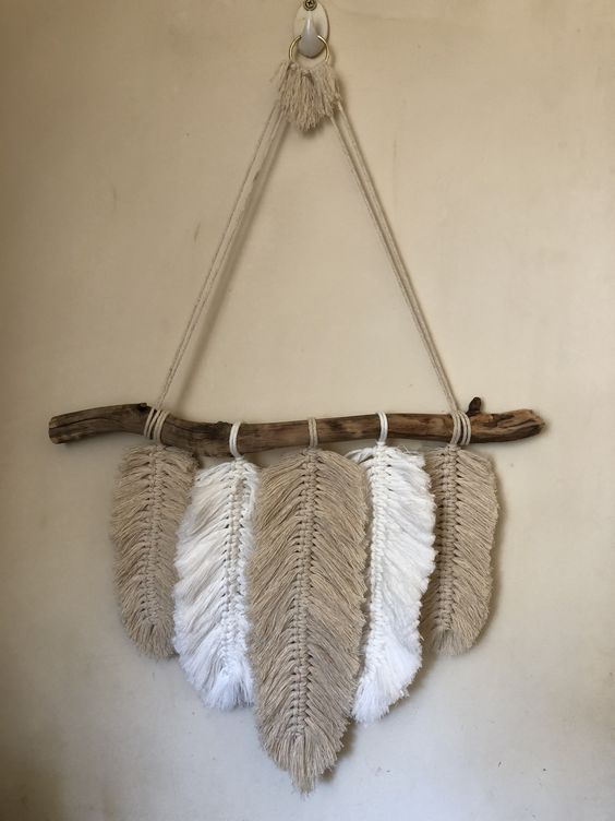 My first attempt at doing a wall hanging