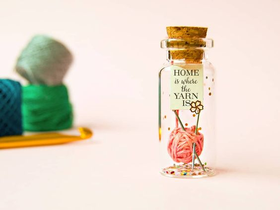 Love message in a bottle - 42 sweet gift ideas for your long distance boyfriend - TodayWeDate.com