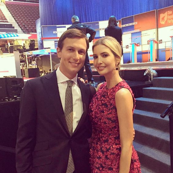 30 times Ivanka Trump and Jared Kushner gave us major #relationshipgoals - HELLO! US