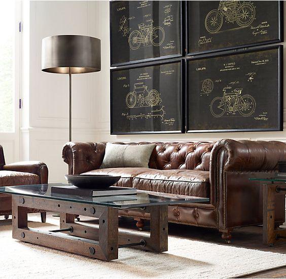 Hô biến phòng khách thành nơi thư giãn tuyệt vời cùng sofa da thật tphcm