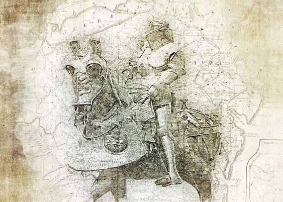 Crociato Cavallo Armatura - Immagini gratis su Pixabay