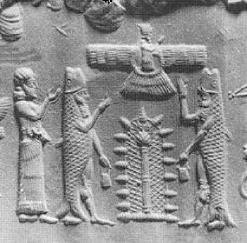 Religionskritik-Forum | Sumer & Akkad | Interessante Motive auf Artefakten