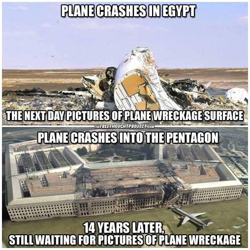 Cuz it was a missile! #staywoke