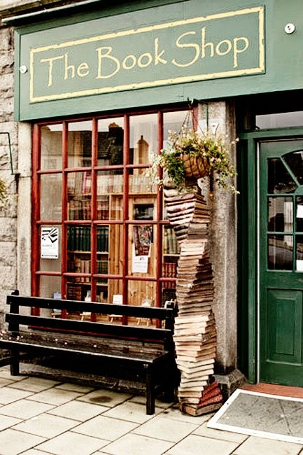 "The Book shop in Wigtown, Dumfries and Galloway is Scotland's largest second-hand ­bookshop. A mile of ­shelving that holds books on all subjects makes this local stop a ""work of art."" Local history books are a ­speciality."
