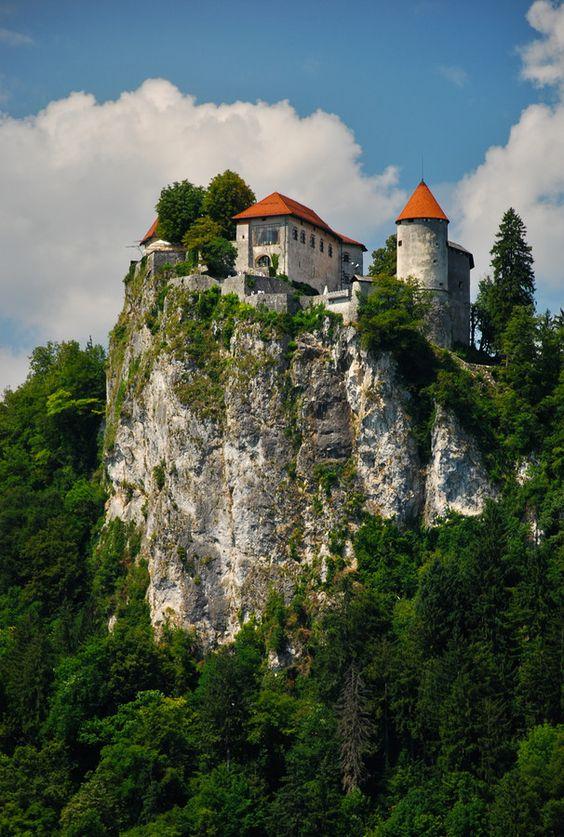 Замок Блед, Словенія