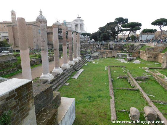 Форум Мира, Рим