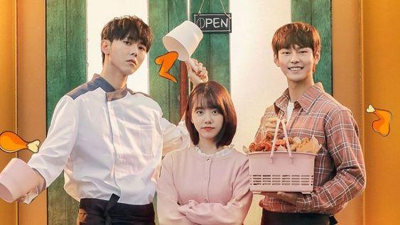 Phim món gà ngon nhất Hàn Quốc