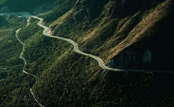 Legendary O Quy Ho pass in Vietnam's northwest