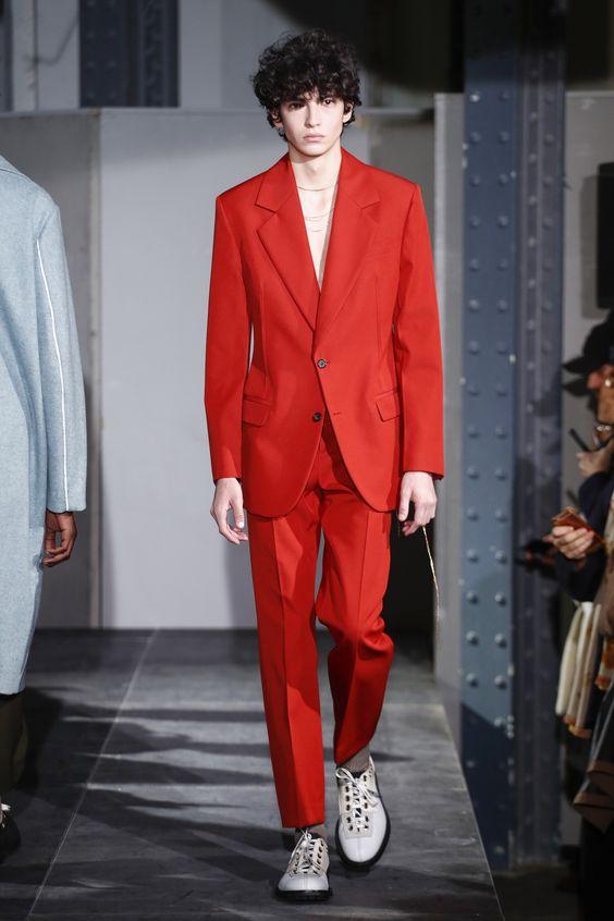 Acne Studios Fall 2018 Menswear Collection - Vogue