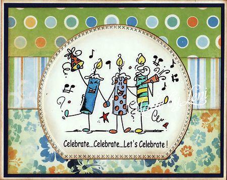 Let's Celebrate !!!